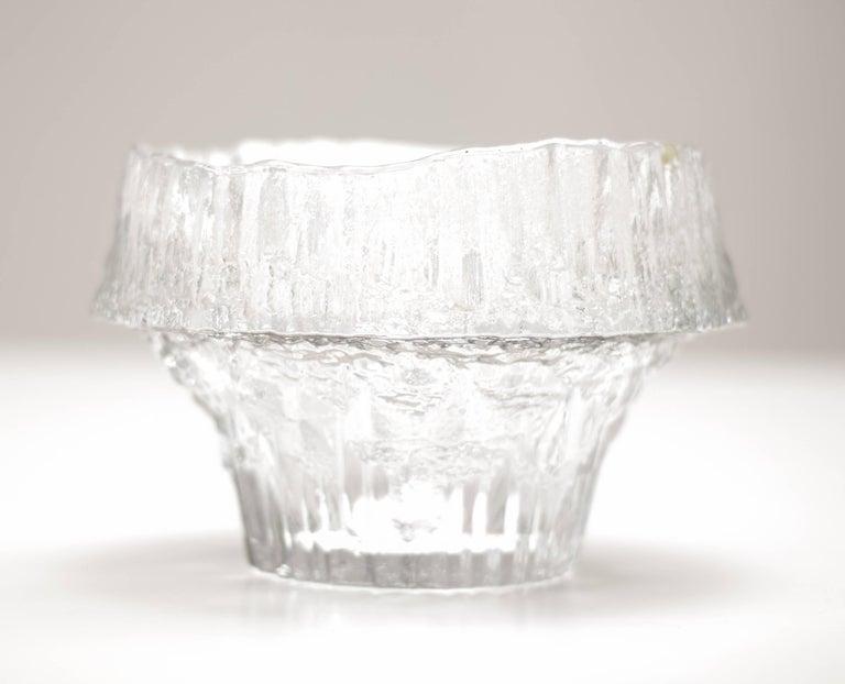 Finnish Large Tapio Wirkkala 'Stellaria' Bowl by Iittala For Sale