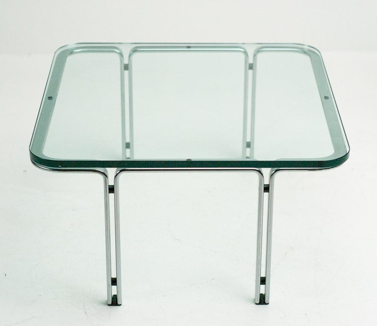 Mid-Century Modern Horst Bruning Coffee Table for Alfred Kill For Sale