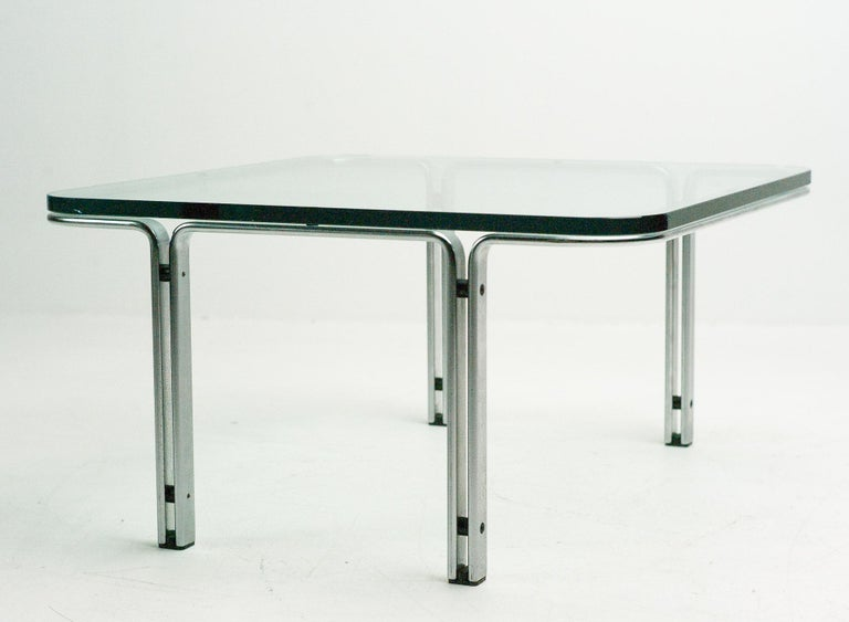Horst Bruning Coffee Table for Alfred Kill In Excellent Condition For Sale In Dronten, NL