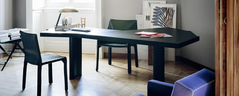 Oak Table by Charlotte Perriand for Cassina For Sale 9