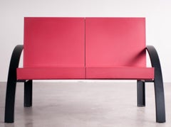Rare Parigi Sofa by Aldo Rossi for Unifor Como, Italy