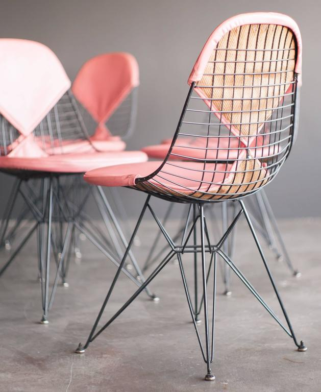 Important Early Charles And Ray Eames DKR Dining Chair For