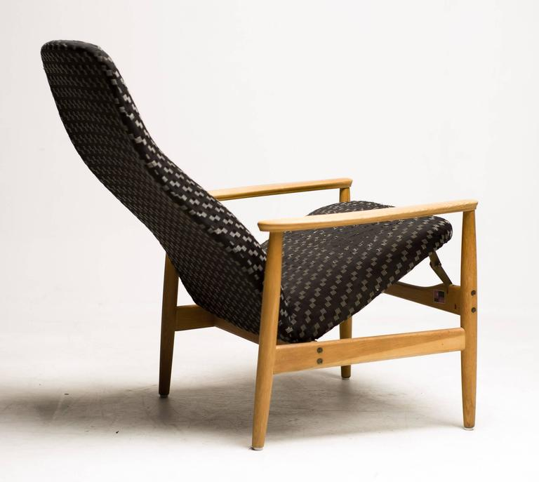 Lounge Chair by Alf Svensson for Ljungs Industrier, Sweden 4