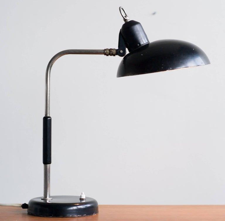 Sirius Schweinfurt SIS Desk Lamp In Good Condition For Sale In Dronten, NL
