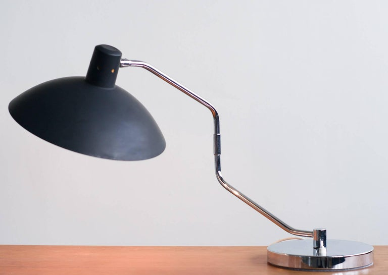 Mid-20th Century Clay Michie Desk Lamp for Knoll International For Sale