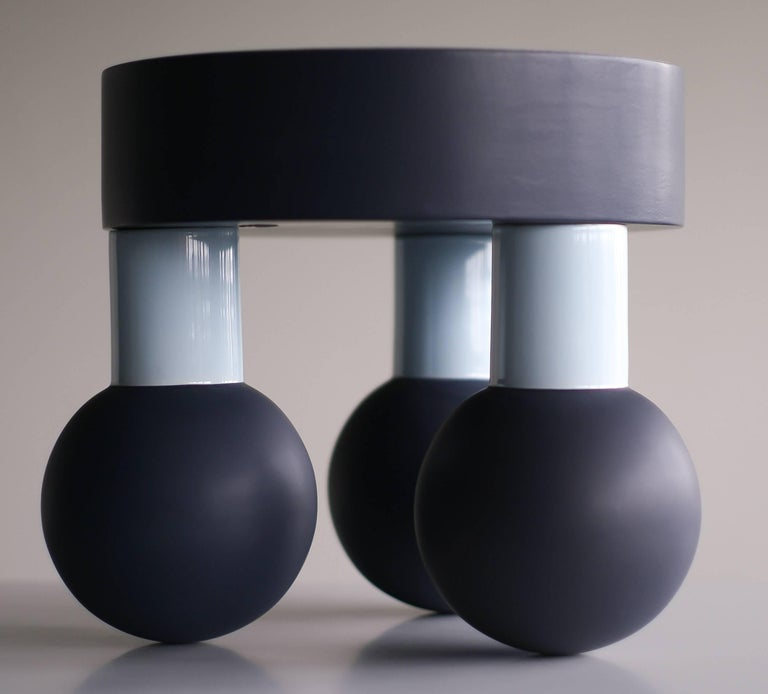 Late 20th Century Tarzan Bowl, Designed by Ettore Sottsass for COR Unum For Sale