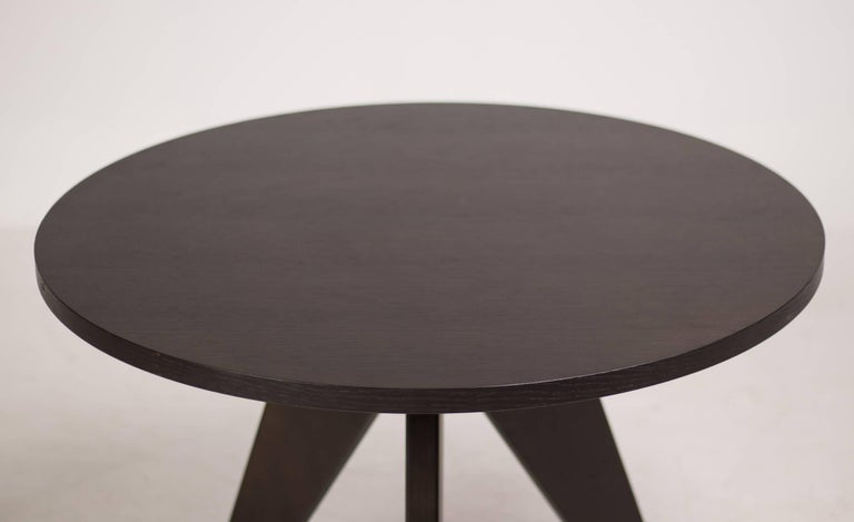 Mid-Century Modern Jean Prouvé Guéridon Dining Table by Vitra For Sale