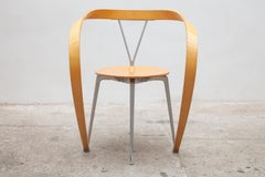 "Modernist ""Revers"" Armchair by Andrea Branzi for Cassina,Italy"