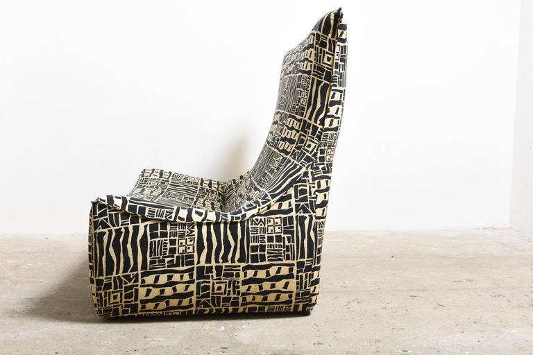 Mid-Century Modern Gerard Van Den Berg Rock Sofa for Montis, 1982 For Sale