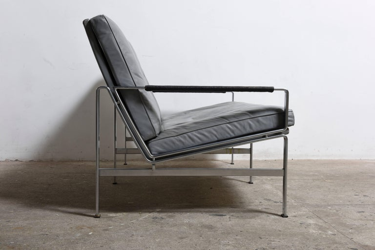 "Classics of Mid-Century Modernism ""Two-Seat Sofa by Fabricius and Kastholm"" 2"
