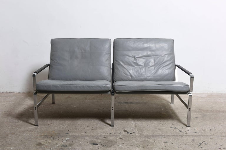 "Classics of Mid-Century Modernism ""Two-Seat Sofa by Fabricius and Kastholm"" 3"