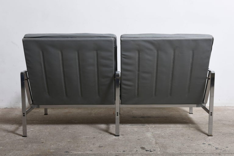 "Classics of Mid-Century Modernism ""Two-Seat Sofa by Fabricius and Kastholm"" 6"