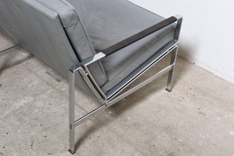 "Classics of Mid-Century Modernism ""Two-Seat Sofa by Fabricius and Kastholm"" 7"