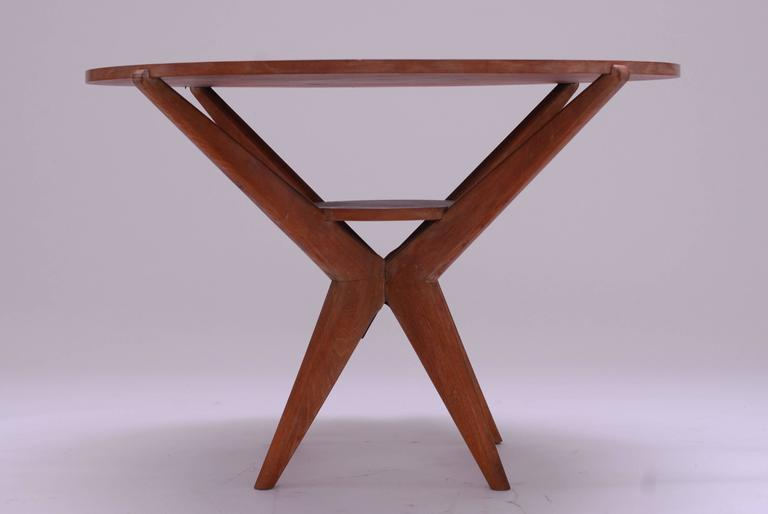1950 unique dining table for sale at 1stdibs for Unique dining room tables for sale