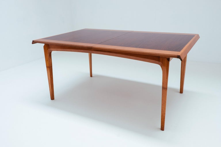 Rare And Exclusive 1962 Dt 8 Madison Dining Table By