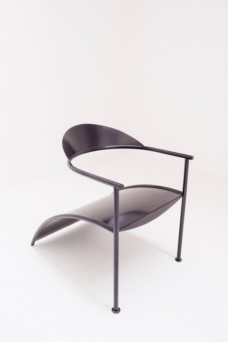 1986 philippe starck pat conley 2 easy chair for xo for for Chaise xo starck