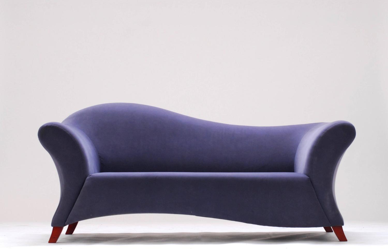 Postmodern 1980s Design Sofa For Sale At 1stdibs