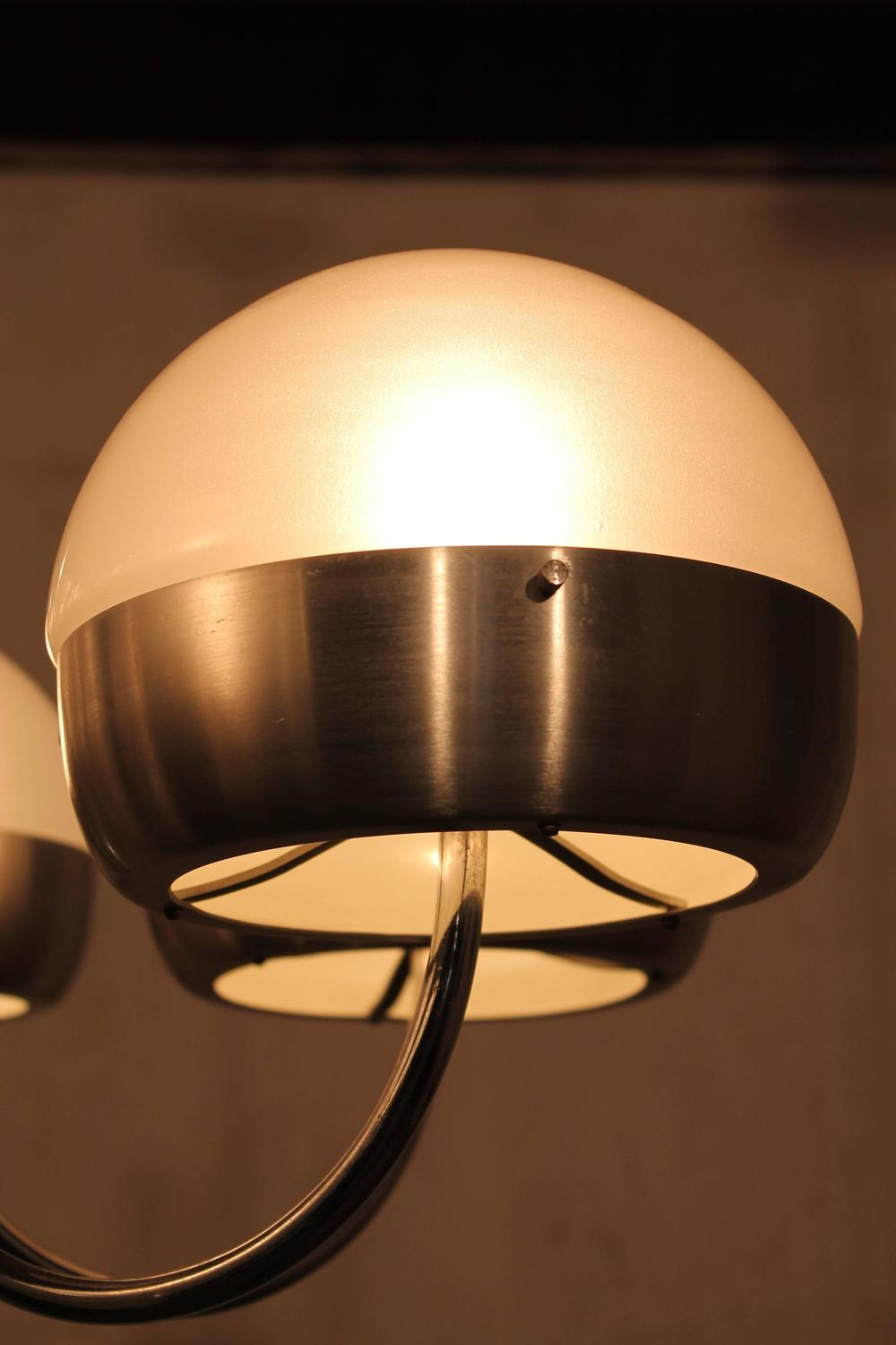 Chandelier By Sergio Mazza Artemide Italy 1963 For Sale