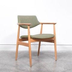 Offer for Marie - 6 Erik Kirkegaard / Svend Aage Eriksen Oak Chairs by Glostrup