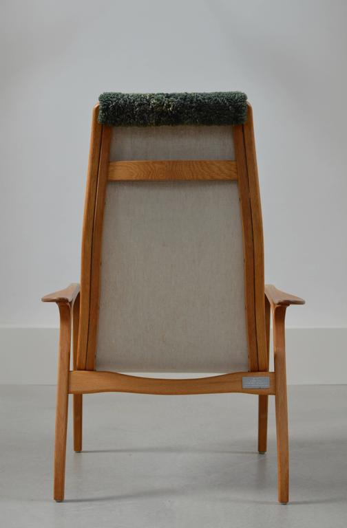 Anniversary Limited Edition Lamino Chair by Yngve Ekstrom For Sale at 1stdibs