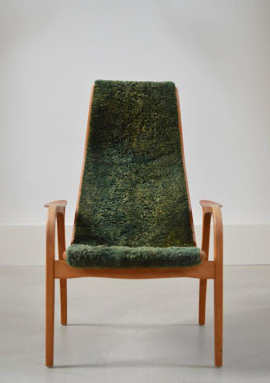 Anniversary Limited Edition Lamino Chair by Yngve Ekstrom at 1stdibs