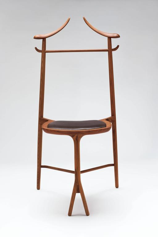 Refined And Sculptural Valet Chair Designed In 1994 By Italian Designer  Roberto Lazzeroni As A Part