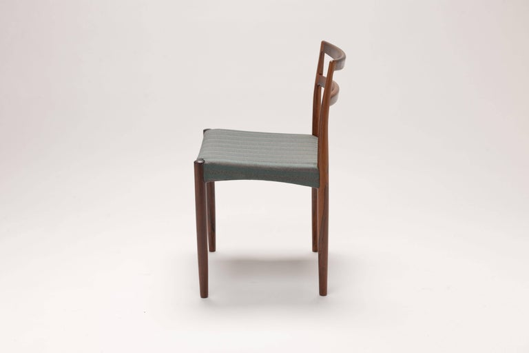 Mid-20th Century Danish Rosewood Dining Chairs by Harry Ostergaard For Sale