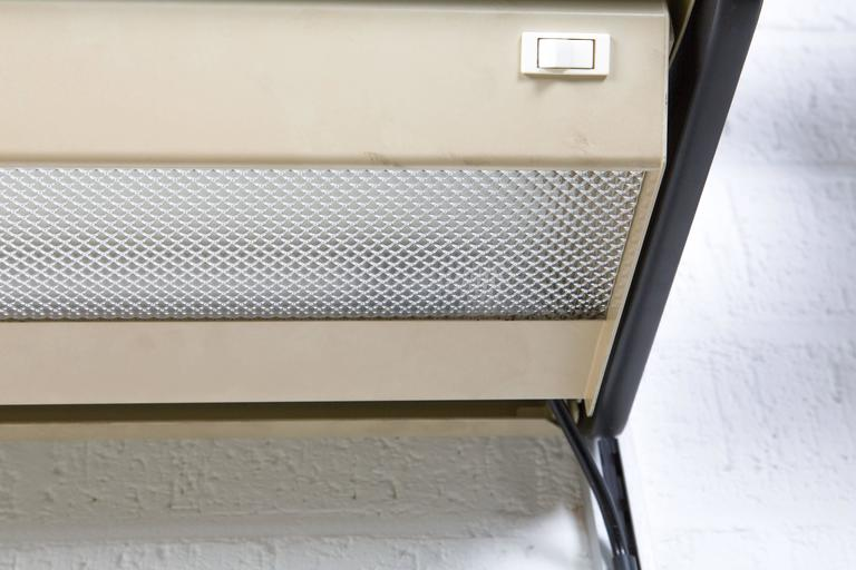 Mid-20th Century HERMAN MILLER ACTION OFFICE wall system desk For Sale