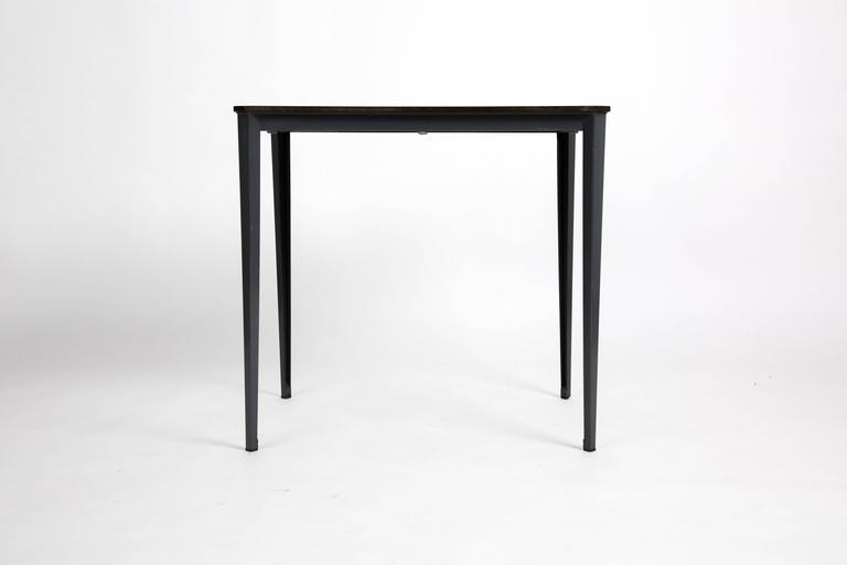 TABLE WIM RIETVELD Ahrend de Cirkel Industrial Dutch Design  For Sale 3