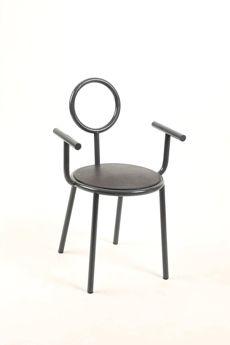 Stelline Memphis Chair Designed By Alessandro Mendini For