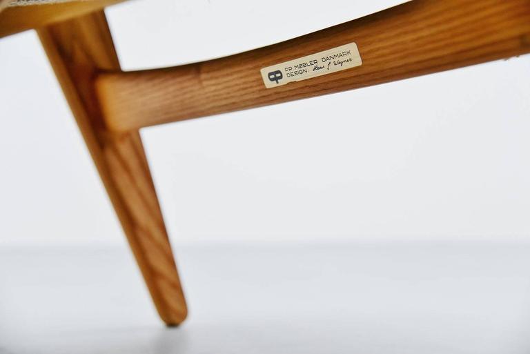 Hans J. Wegner Circle Chair PP-130 PP Mobler, Denmark, 1986 4