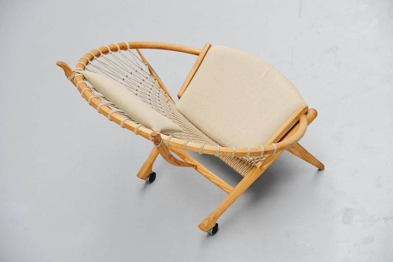 Hans J. Wegner Circle Chair PP-130 PP Mobler, Denmark, 1986 2