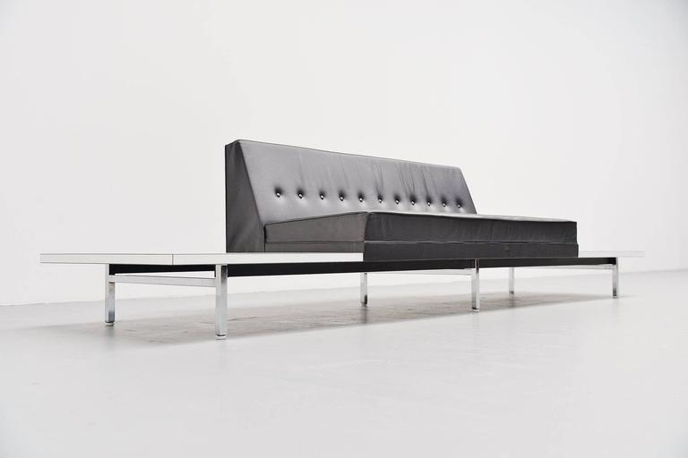 American George Nelson Modular Sofa and Tables Herman Miller, 1963 For Sale