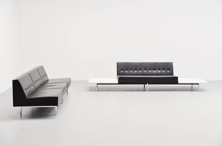 George Nelson Modular Sofa and Tables Herman Miller, 1963 For Sale 2
