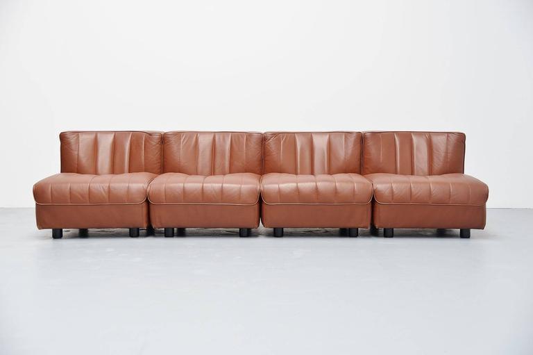 Tito Agnoli Arflex Element Sofa Mode 9000 Italy 1969 At