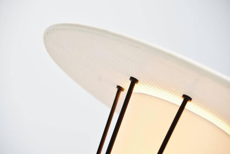 French Pierre Guariche Attributed Floor Lamp, France, 1950 For Sale