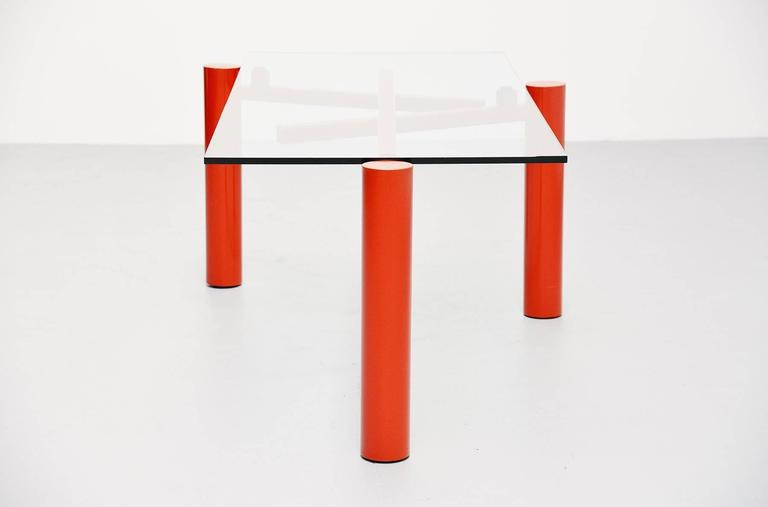 Mid-Century Modern Christophe Gevers Working Table for be.classics, 2001 For Sale