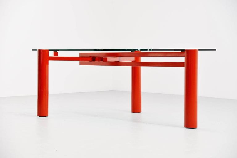 Belgian Christophe Gevers Working Table for be.classics, 2001 For Sale