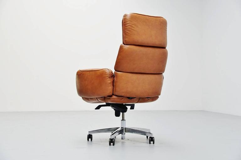 Otto Zapf Desk Chair By Knoll International Usa 1975 At