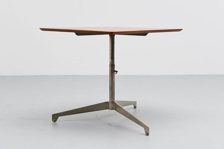 Osvaldo Borsani Adjustable Table Tecno, Italy, 1960 For Sale 2