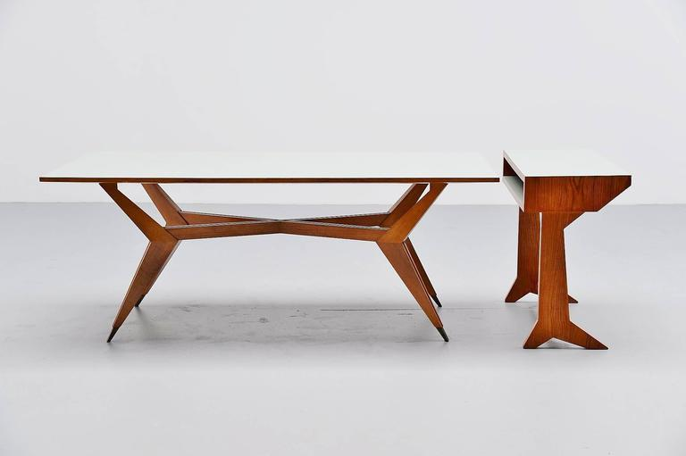 Ico Parisi Dining Table Pre MIM Production, 1950 For Sale 1