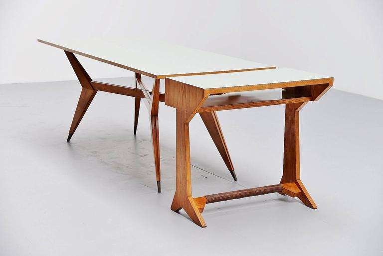 Ico Parisi Dining Table Pre MIM Production, 1950 For Sale 2