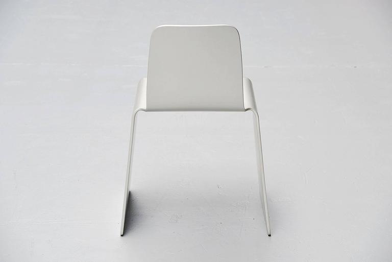 Scott Burton Style Dining Chairs, 1990 For Sale 2