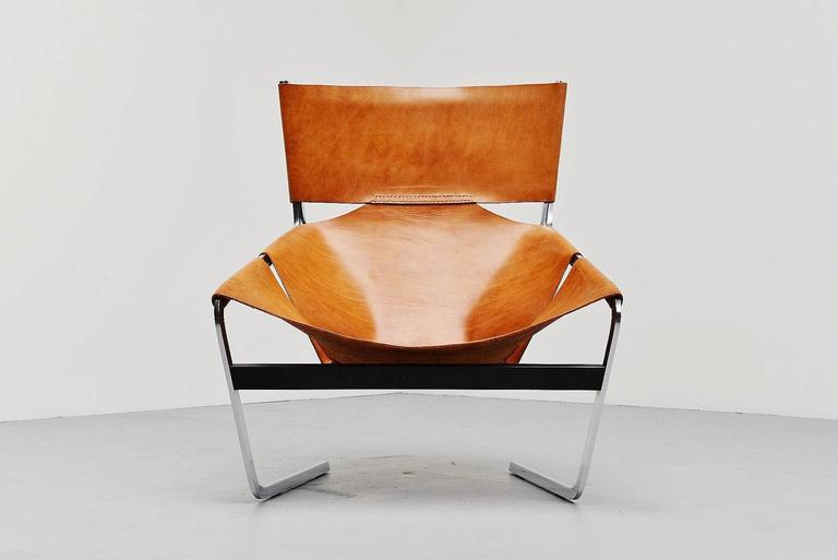 Pierre Paulin F444 Lounge Chair Artifort, 1963 2