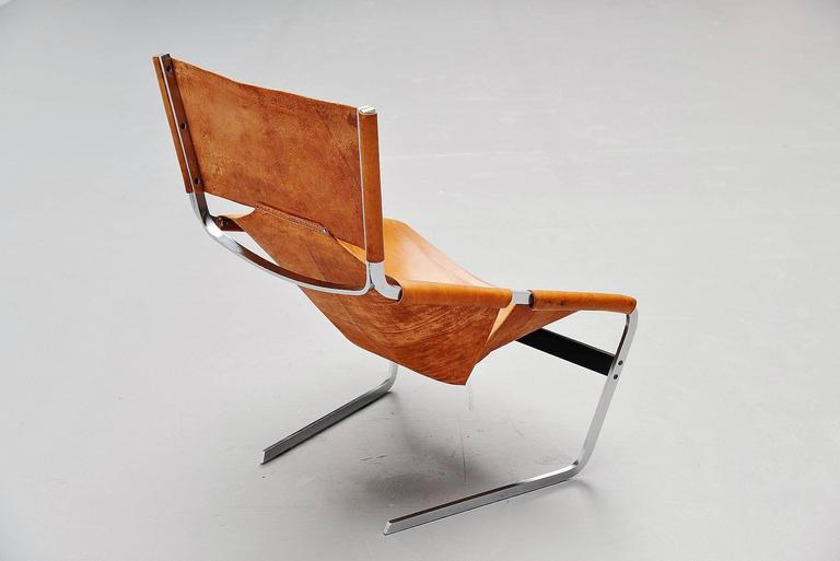 Pierre Paulin F444 Lounge Chair Artifort, 1963 5