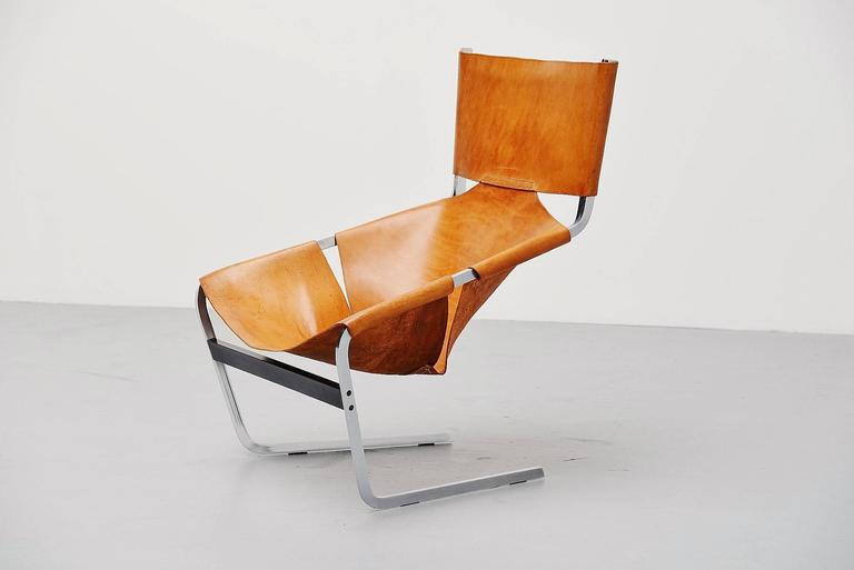 Pierre Paulin F444 Lounge Chair Artifort, 1963 4