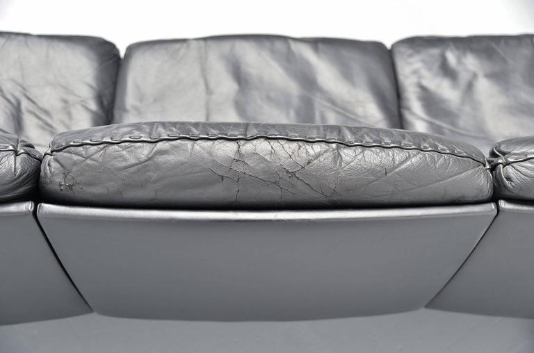 Metal De Sede DS31 Sofa Three-Seat, Switzerland, 1970 For Sale