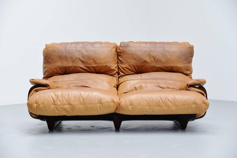 michel ducaroy 39 marsala 39 sofa ligne roset france 1970 at 1stdibs. Black Bedroom Furniture Sets. Home Design Ideas