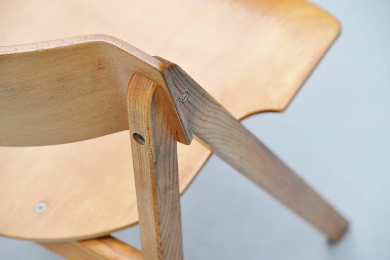 Victor Bernt Dining Chairs by Soren Willadsen, Denmark, 1972 8