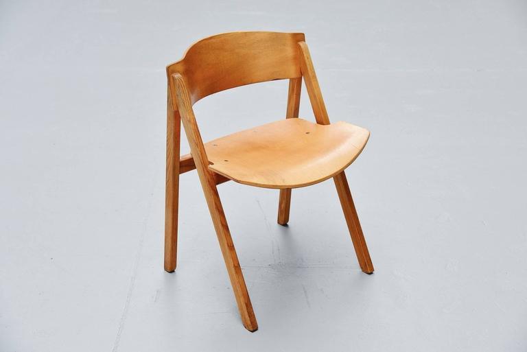 Victor Bernt Dining Chairs by Soren Willadsen, Denmark, 1972 6